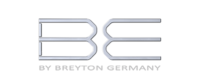 BE Wheels logo